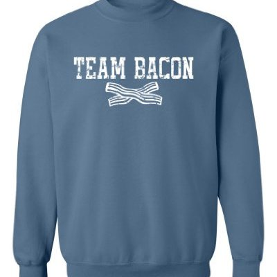 Tasty-Threads-Team-Bacon-Adult-Sweatshirt-Indigo-XL-0