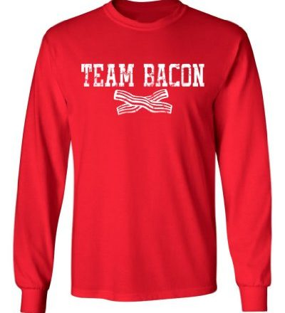 Tasty-Threads-Team-Bacon-Long-Sleeve-Adult-T-Shirt-Red-Medium-0