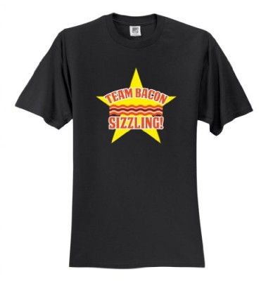 Team-Bacon-Funny-Tee-Shirt-Black-Small-0