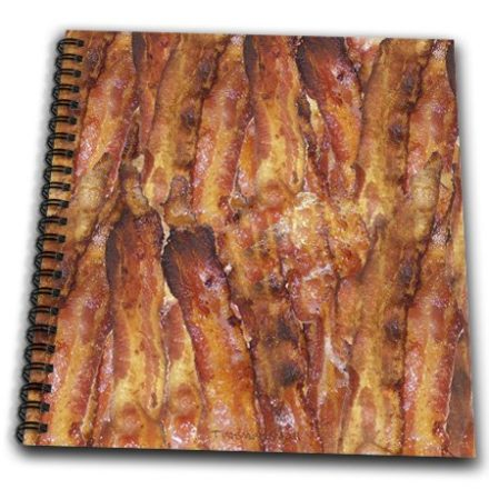 db464481-Sandy-Mertens-Food-Designs-Bacon-Background-Drawing-Book-Drawing-Book-8-x-8-inch-0