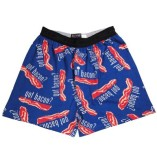 Fun-Boxers-Mens-Got-Bacon-Boxer-Shorts-Navy-34410-Medium-0