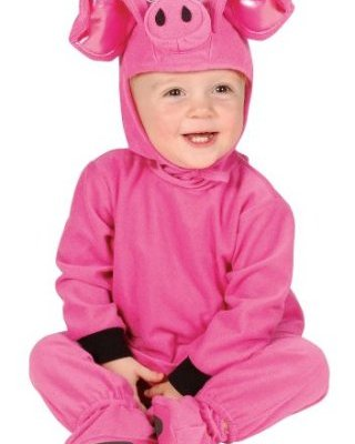 Baby-Infant-Pig-Costume-Size-12-18-Months-0