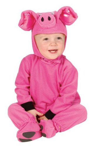 Baby Infant Pig Costume Months Royal Bacon