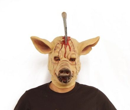 Bleeding-Head-of-Pig-Latex-Mask-Halloween-Costume-or-Cosplay-0