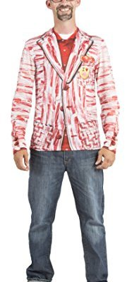 Faux-Real-Mens-Bacon-Suit-Multi-Medium-0