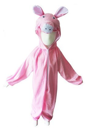 HSE Childrenu0027s cartoon clothes Halloween costume stuffed animal costume showPink pig suitsM  sc 1 st  Royal Bacon Society & Bacon Kids Costumes - Royal Bacon Society