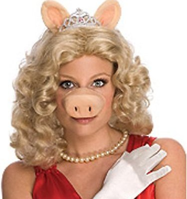 Miss-Piggy-Wig-WNose-and-Ears-0