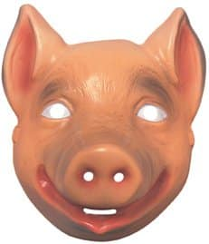 Pig-Animal-Mask-Costume-Accessory-0