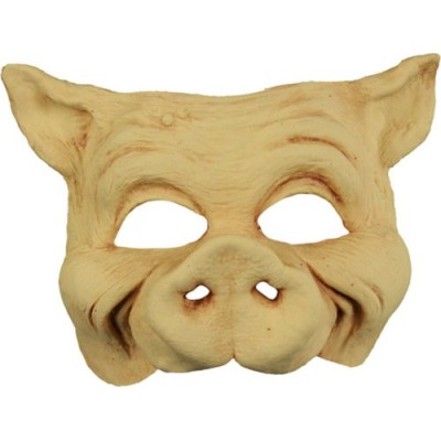 Pig-Half-Mask-Animal-Halloween-Costumes-Adult-0