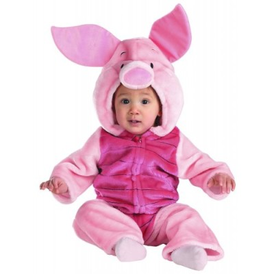 Piglet-Plush-Costume-for-Infant-0