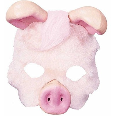 Plush-Pig-Chinless-Mask-0