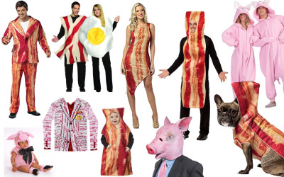 Top 10 Bacon Themed Halloween Costumes