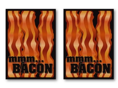 100-Bacon-Deck-Protectors-Legion-Supplies-Art-Printed-Sleeves-2-Packs-Standard-Magic-the-Gathering-Size-0