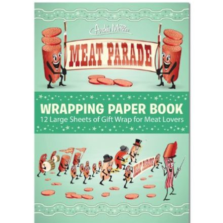 Accoutrements-Meat-Parade-Wrapping-Paper-Book-0