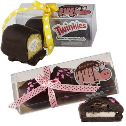 Bacon-Chocolate-Covered-Oreos-Twinkie-Combo-Gift-Set-Twinkies-Oreo-Cookies-Dipped-in-Dark-Chocolate-0