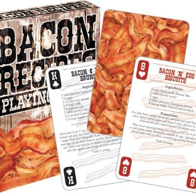 Bacon-Recipes-Novelty-Playing-Cards-0