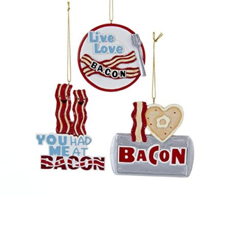 Club-Pack-of-12-I-Heart-Bacon-You-Had-Me-at-Bacon-and-Long-Live-Bacon-Christmas-Ornaments-375-0