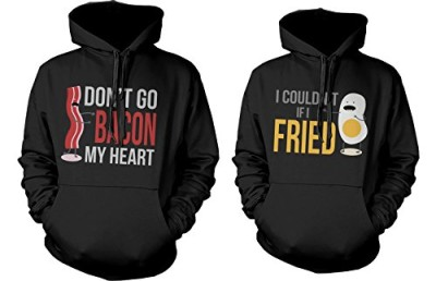 Cute-Matching-Couple-Hoodies-Funny-Bacon-and-Egg-Couple-Sweatshirts-0