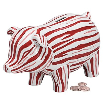 HANDPAINTED-PORCELAIN-BACON-PIGGY-BANK-0