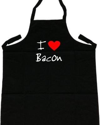 I-Love-Heart-Bacon-Black-Apron-0