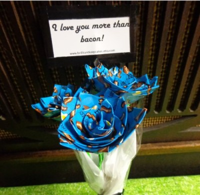 I-Love-You-More-Than-Bacon-Romantic-Gift-Idea-Duct-Tape-Flower-Bouquet-0
