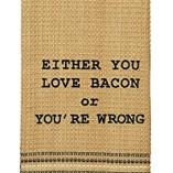 IHF-Home-Decor-Love-Bacon-Or-YouRe-Wrong-Kitchen-Towel-100-Cotton-20-x-28-Inches-Set-of-2-IHF-400-ST-ELB-0