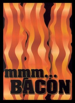 Legion-Bacon-Art-mmm-Bacon-Deck-Protectors-50-Standard-Size-Card-Sleeves-0