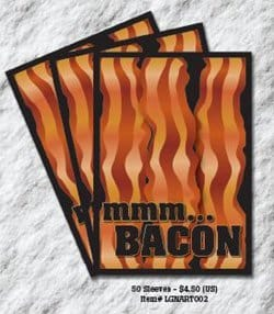 Legion-Supplies-LGNART002-Legion-Art-Sleeve-Bacon-Standard-Sized-50-Ct-Pack-Of-4-0