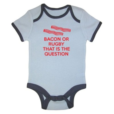 Mashed-Clothing-Unisex-Baby-Bacon-Or-Rugby-That-Is-The-Question-Ringer-Bodysuit-Blue-Ringer-18-24-Months-0