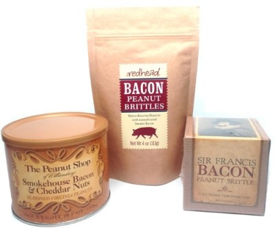 Nuts-for-Bacon-Sampler-Pack-3-Pc-Set-Bacon-Cheddar-Peanuts-Maple-Bacon-Peanut-Brittles-Bacon-Peanut-Brittle-Candy-0