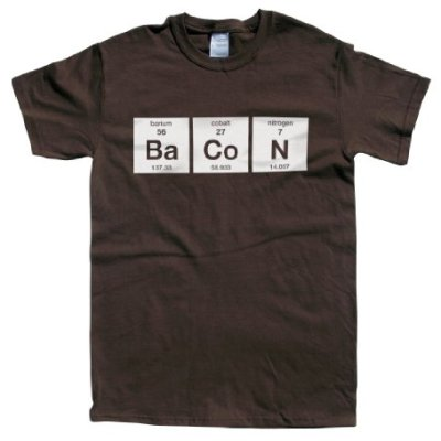 Rocket-Factory-Bacon-T-shirt-Periodical-Elements-of-Bacon-Chocolate-2XL-0