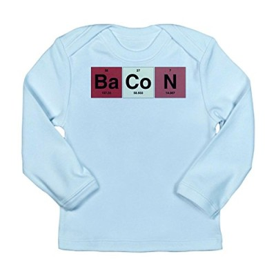 Royal-Lion-Long-Sleeve-Infant-T-Shirt-Bacon-Periodic-Table-of-Elements-Sky-Blue-12-to-18-Months-0