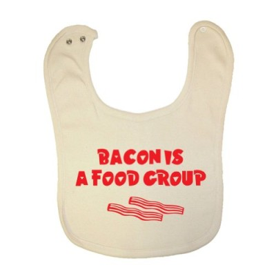 Tasty-Threads-Unisex-Baby-Bacon-Is-A-Food-Group-Organic-Baby-Bib-0