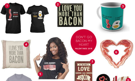 Great Valentine's Day Gifts for your Special Bacon Lover