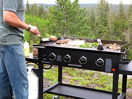 Blackstone 36 Inch Outdoor Propane Gas Grill Griddle