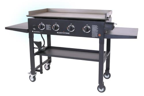 Outdoor Gas Griddle Blackstone ~ Blackstone inch outdoor flat top gas grill griddle