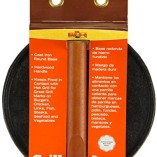 Mr-Bar-B-Q-Round-Cast-Iron-Meat-Press-0