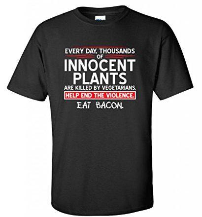 Feelin-Good-Tees-Mens-Eat-Bacon-T-Shirt-0