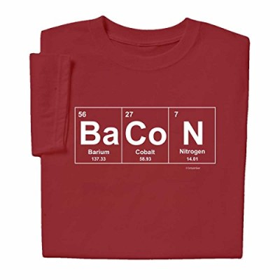 Bacon-Elements-Chemistry-T-shirt-0