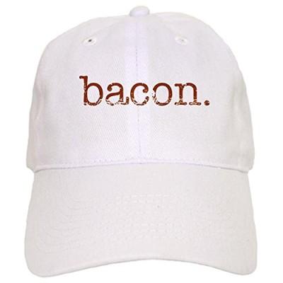 CafePress-Bacon-Cap-0