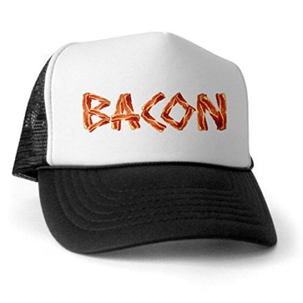 CafePress-Bacon-Trucker-Hat-0-0