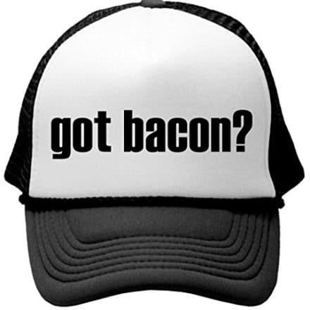 GOT-BACON-Unisex-Adult-Trucker-Hat-0