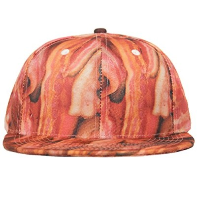 Grassroots-California-Mens-Bacon-Fitted-Hat-7-Bacon-0