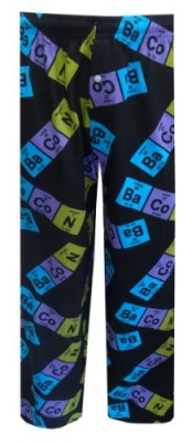 Periodic-Table-Bacon-Lounge-Pants-for-men-0