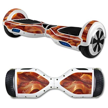 MightySkins-Protective-Vinyl-Skin-Decal-for-Self-Balancing-Scooter-Hoverboard-mini-hover-2-wheel-x1-razor-wrap-cover-sticker-Bacon-0
