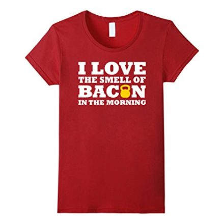 I-Love-Bacon-Strips-Funny-T-Shirt-Gifts-MenWomen-0
